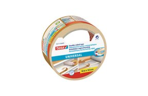 TESA UNIVERSAL DOUBLE SIDED TAPE 50mmx10m